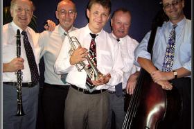Geoff Power Jazz Band 2004